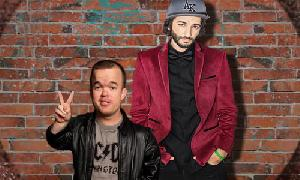 Brad Williams & Amir K