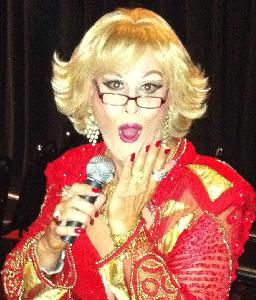 "KJ as ""Joan Rivers\"""