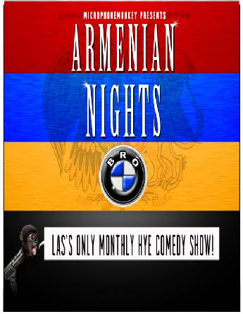 Armenian Nights