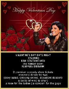 Valentines Day Date Night Burbank