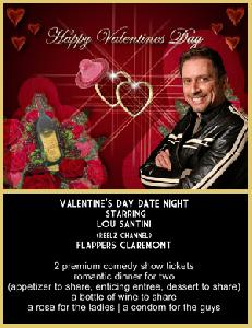 Valentine\'s Day Date Night Claremont
